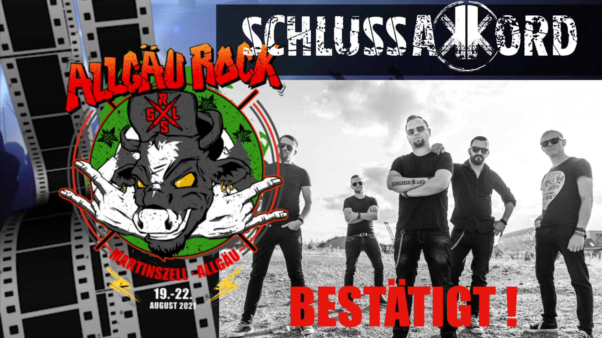 Allgäu Rock 2021 - Schlussakkord [bestät ... | News ...