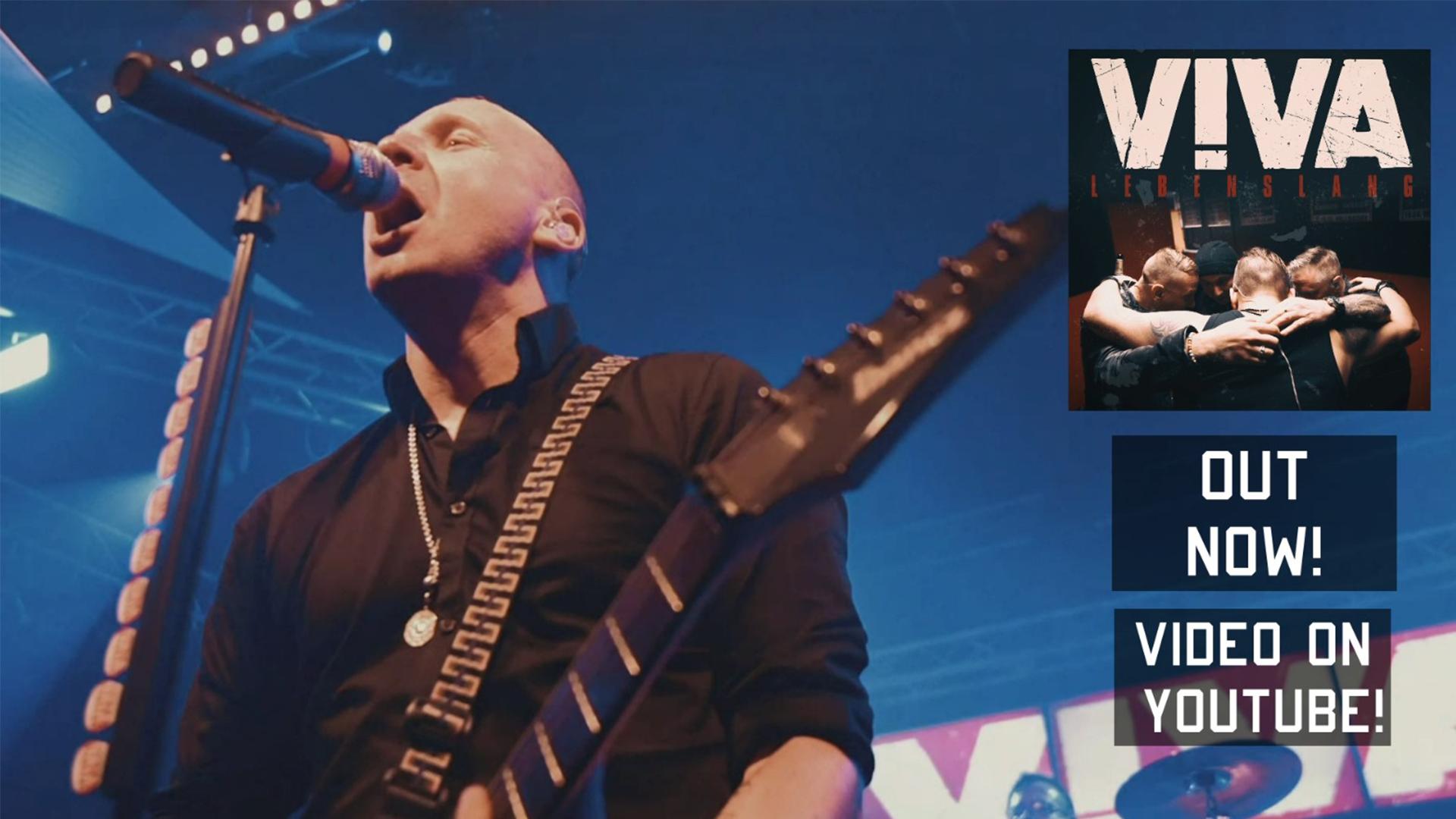 VIVA - Single&Videopremiere LEBENSLANG !   News   VIVA
